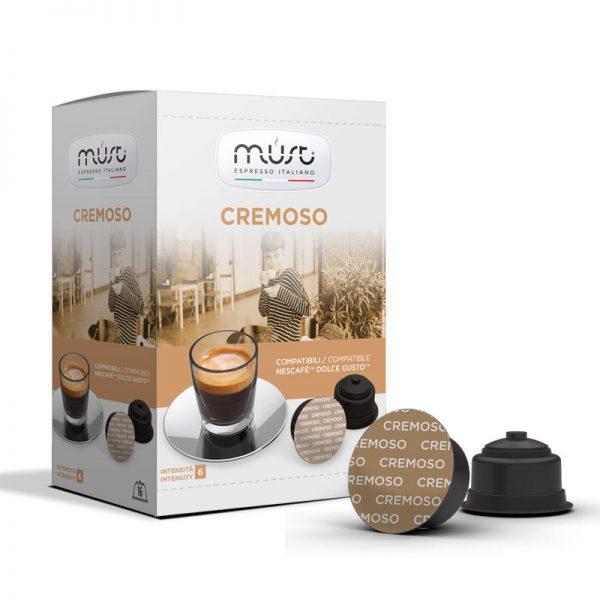 Must Espresso Cremoso Dolce Gusto Compatible Capsules