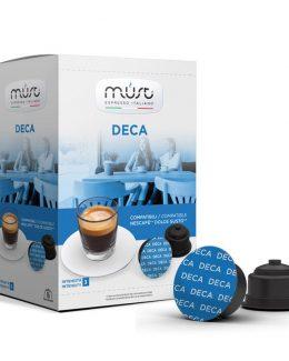 Must Espresso Deca Dolce Gusto Compatible Capsules