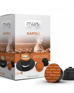 Must Espresso Napoli Dolce Gusto Compatible Capsules