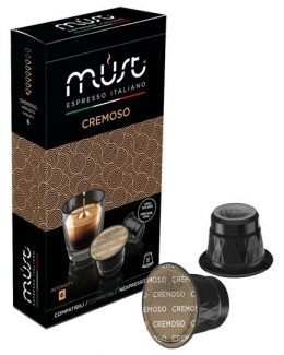 Cremoso Coffee Pods For Nespresso Machines