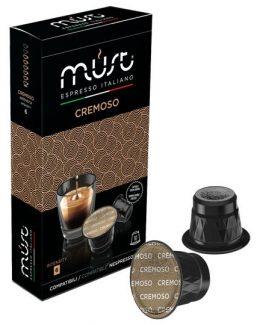 Cremoso Coffee Pods For Nespresso Machines