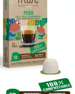 Peru Blend Bio degradable capsules